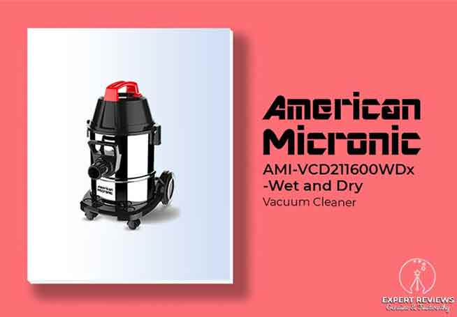 Best American Micronic Vacuum Cleaner for Home