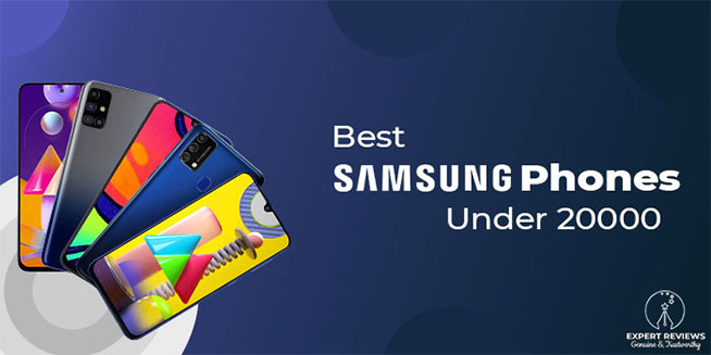 Best Samsung Phones Under 20000