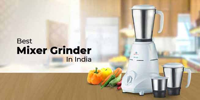 7 Best Juicer Mixer Grinder (Mixi) in India 2021