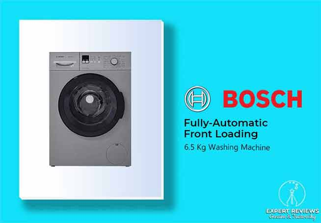 Best Bosch Front - Loading Washing Machine in India