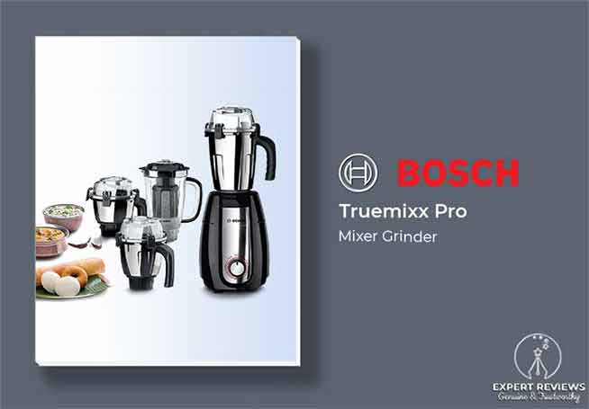 Best Bosch Mixer Grinder in India