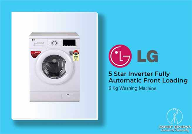 Best LG Front - Loading Washing Machine in India
