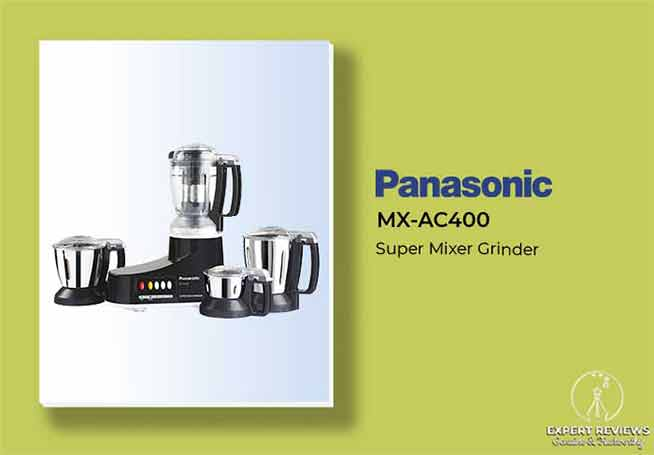 Best Panasonic Mixer Grinder in India