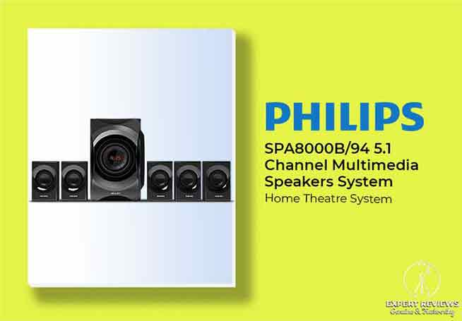 Best Phillips Home Theater System in India