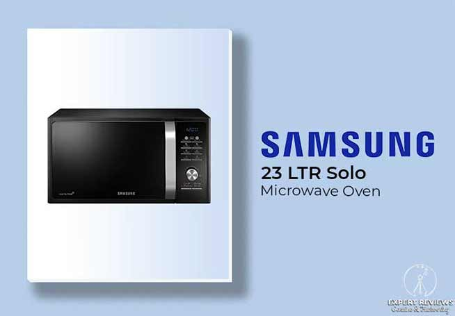Best Samsung Solo Microwave Oven in India