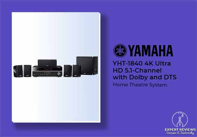 Best Yamaha Home Theater System in India